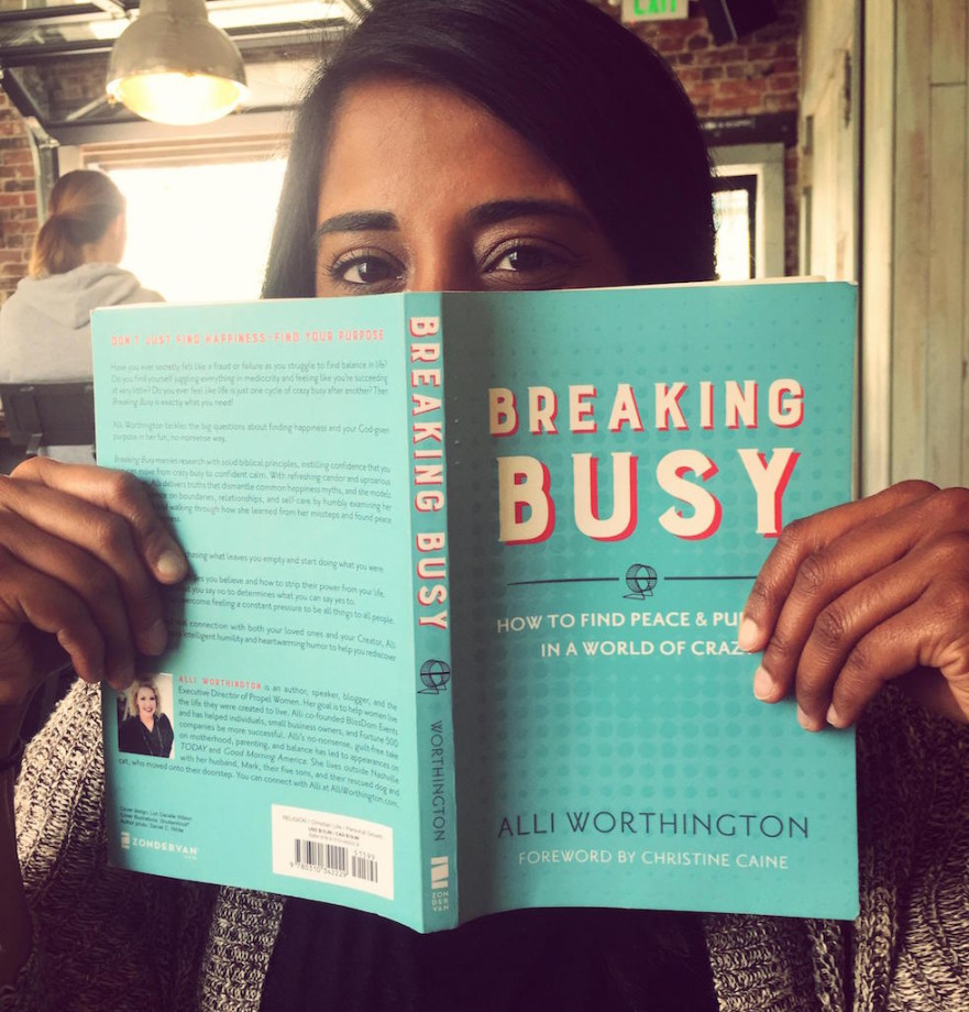 Books that Build Relationships: Breaking Busy