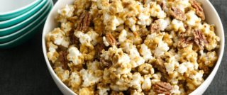 http://www.bettycrocker.com/recipes/caramel-corn/1ada525d-3ccf-4d07-be48-789451bde735