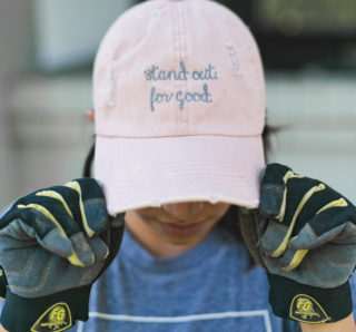 do good, together, hat, service, nonprofit