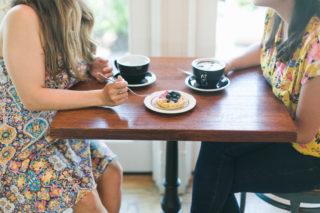 grace, conversation, coffee shop, tea, denver, friends, women