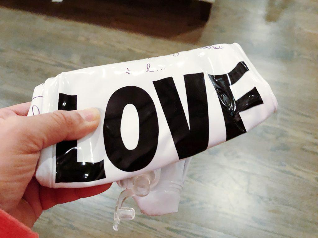 valentine message
