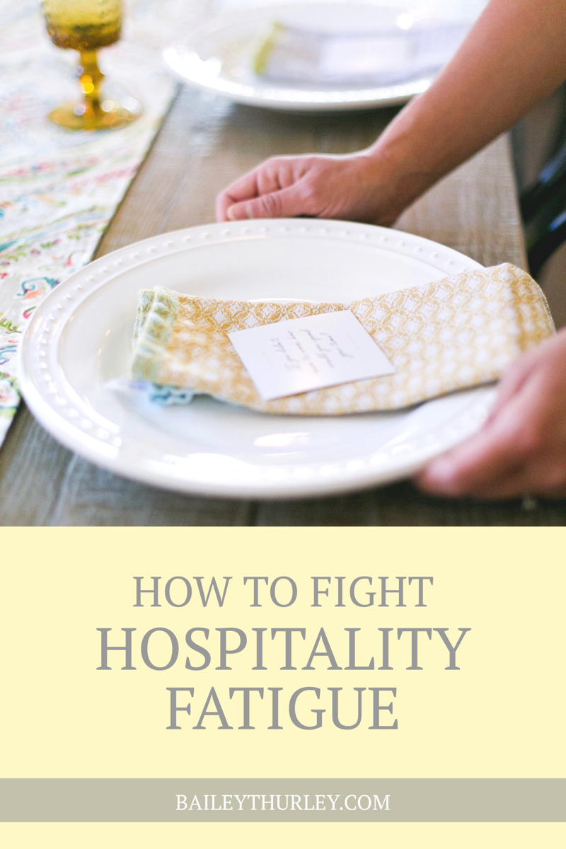 How to Fight Hospitality Fatigue