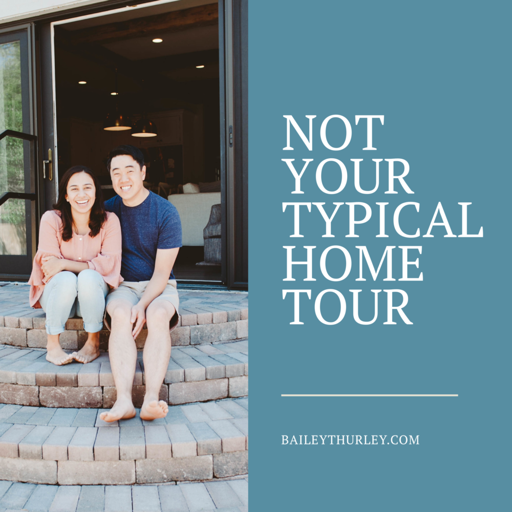 Not Your Typical Home Tour